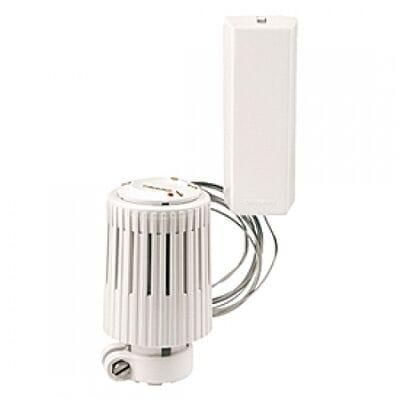 Термостатическая головка для радиатора отопления с выносным датчиком 5 m Giacomini R462 R462X005
