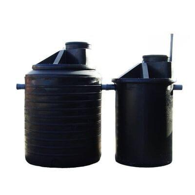 Системы локальной очистки сточных вод AquaTech ЛОС 8
