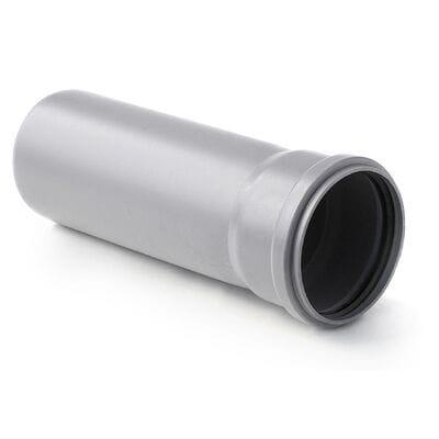 Трубы для внутренней канализации Политрон Stilte с раструбом 110x150