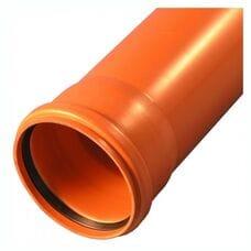 Трубы для наружной канализации Ostendorf KGEM 110x5000