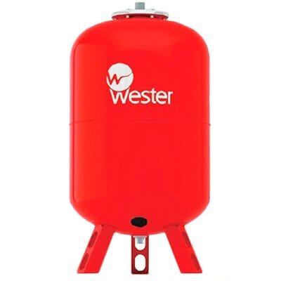 Расширительный бак Wester WRV300 (Top) для системы отопления