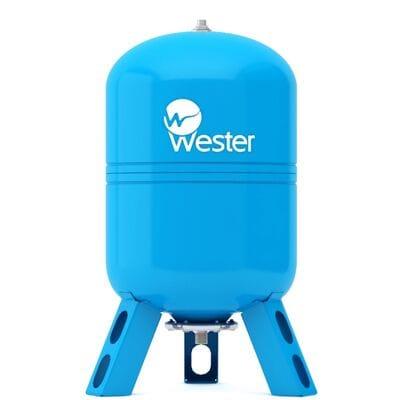 Мембранный бак Wester WAV 50 для системы водоснабжения купить в СПб