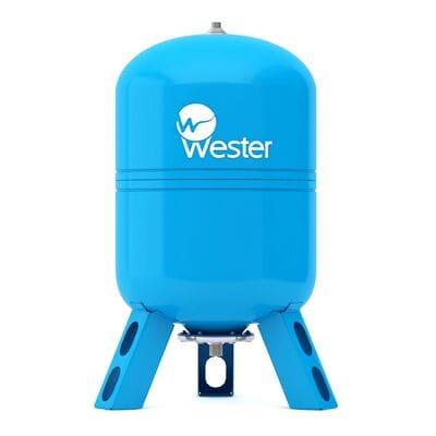 Мембранный бак Wester WAV 100 для системы водоснабжения