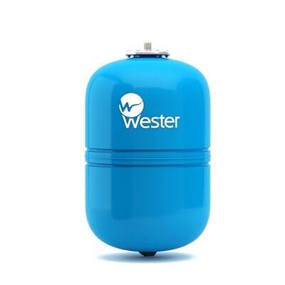 Мембранный бак Wester WAV 24 для системы водоснабжения купить в СПб