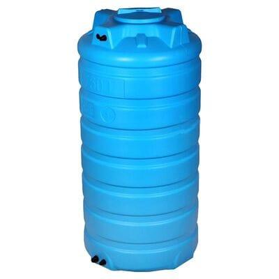 Баки для воды AquaTech ATV 500 л с поплавком (сине-белый)