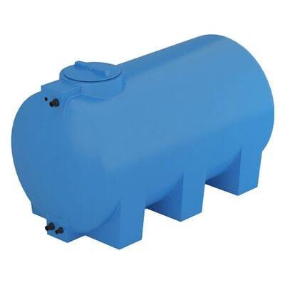 Баки для воды AquaTech ATH 1500 л с поплавком (черный)