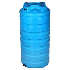 Баки для воды AquaTech ATV 1000 л с поплавком (сине-белый)