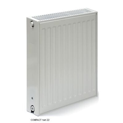 Стальные радиаторы Purmo Compact C21S0504